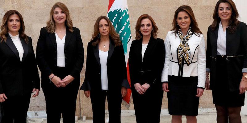 Zeina Akkar, première femme arabe ministre de la Défense