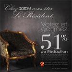 ZEN offre 51% de réduction à ses clients ayant voté lors du second tour de la présidentielle