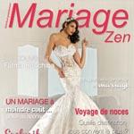 Le magazine Mariage Zen – Printemps 2013 dans les bacs