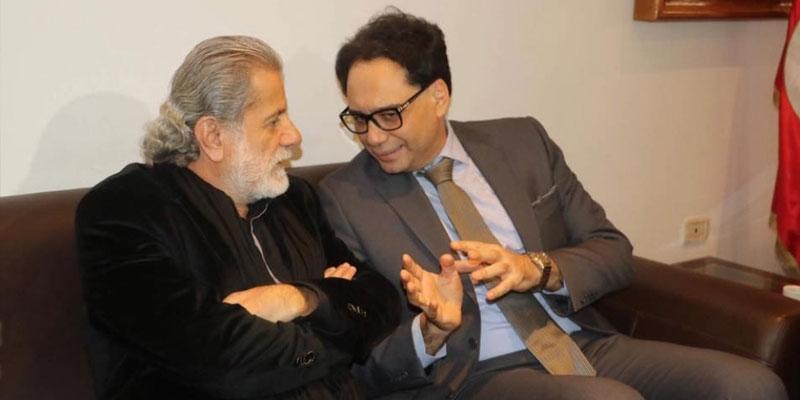 وزير الثقافة يردّ على مارسيل خليفة بخصوص ما حصل معه بمطار قرطاج