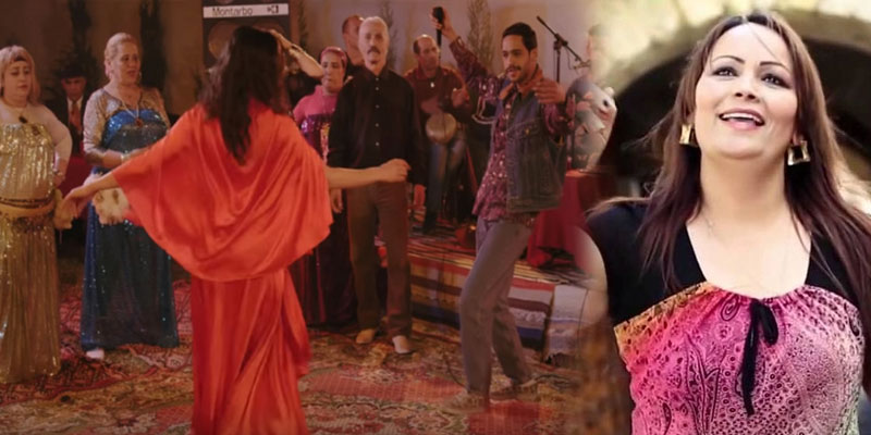 ''زينة القصرينية تحتج: ''مسلسل النوبة أساء للراقصات
