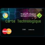 La banque Zitouna lance ''La Carte Technologique''