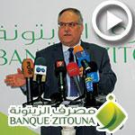 En vidéo : Ezzedine Khoja dresse les perspectives de la Banque Zitouna