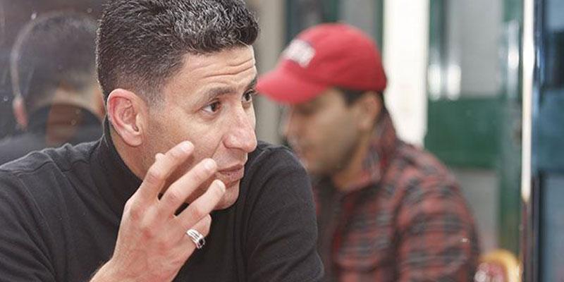 زبير بية يعود إلى الملاعب بعد 10 سنوات من الاعتزال