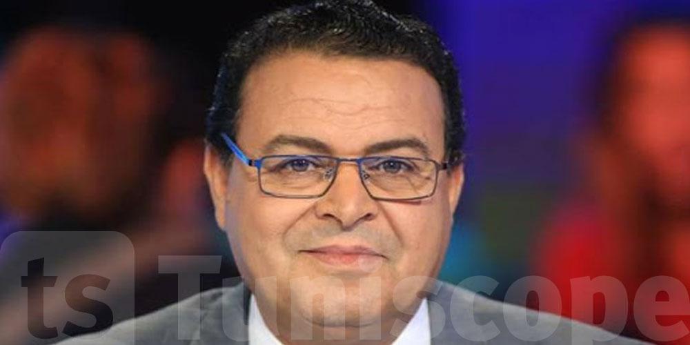 زهير المغزاوي: ''الحلّ في تشكيل حكومة جديدة''