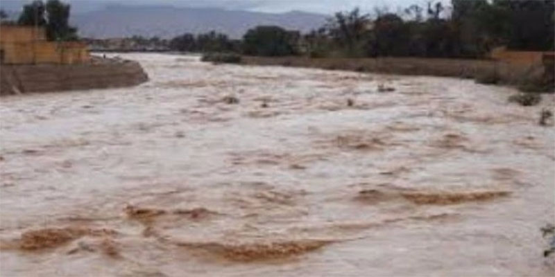 اللجنة الجهوية لمجابهة الكوارث تقوم بتنفيس سد سليانة و تحذر