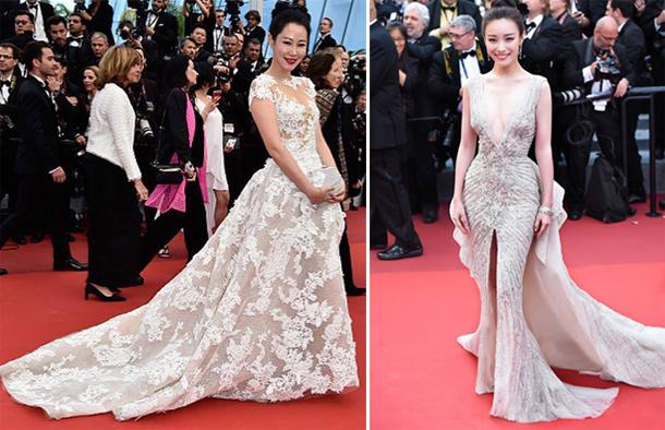 Festival de Cannes 2016 : 4 stars habillées par Zuhair Murad
