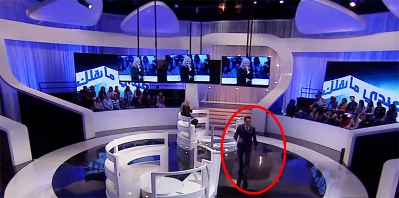 بالفيديو: ضيفة ''عتبة'' في عندي ما نقلك تثير خوف عبد الرزاق الشابي