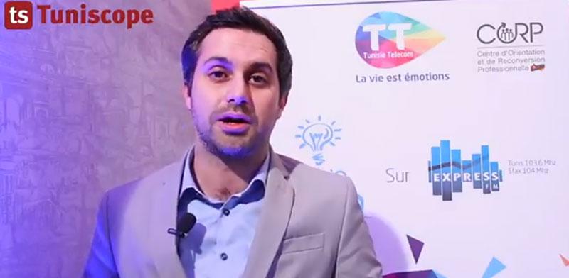 Interview de M. Youssef Fennira lors de remise des prix « Andi Fekra » Saison 5