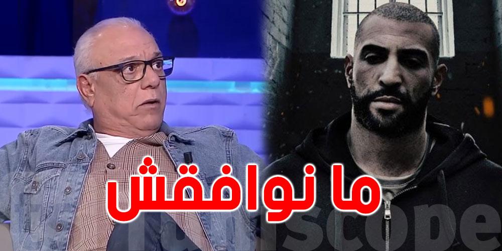 بالفيديو..فتحي الهداوي ''مانقبلش إسم نضال السعدي يتحط قبلي''