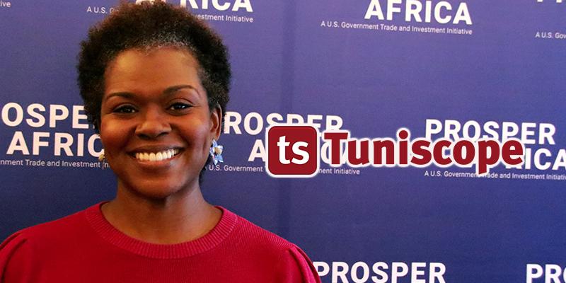 Interview de Mme Marissa Scott Torres Director Africa Regional Media Hub