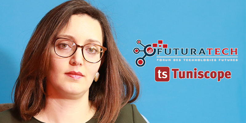 Projection sur l'intervention de Nesrine CHEHATA à FUTURATECH le 1-2 AVRIL 2020 Palais des Congrès -Tunis