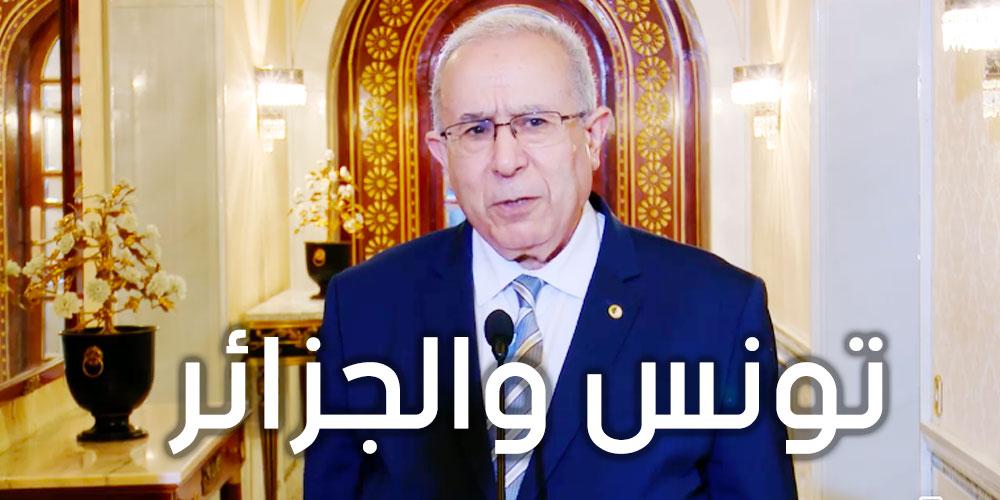 بالفيديو : تضامن لا محدود بين تونس والجزائر