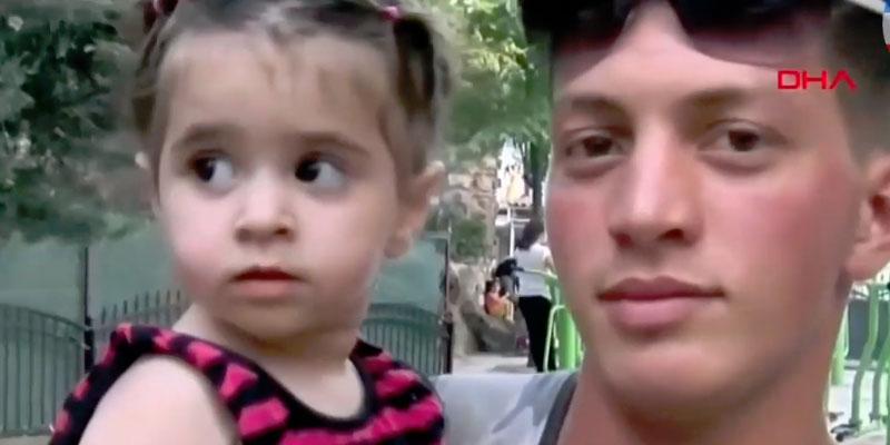 Un jeune Algérien sauve une petite fille turque d'une chute mortelle