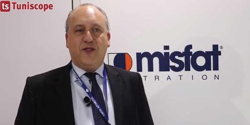 Interview de M.Amine BEN AYED Directeur General Misfat Groupe
