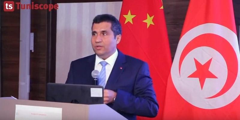 En vidéo: Mr Anouar Maârouf à la cérémonie Huawei ICT Academy