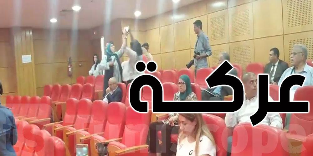 بالفيديو: إنحدار المستوى في البرلمان