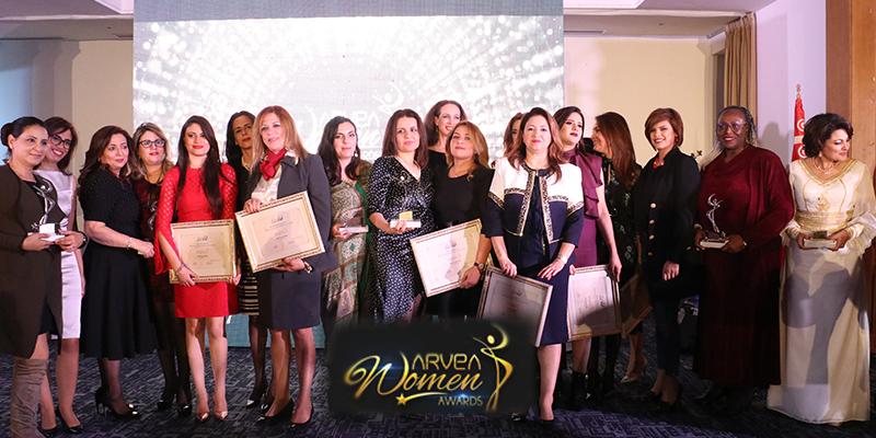 1ère édition de l'ARVEA Women Awards