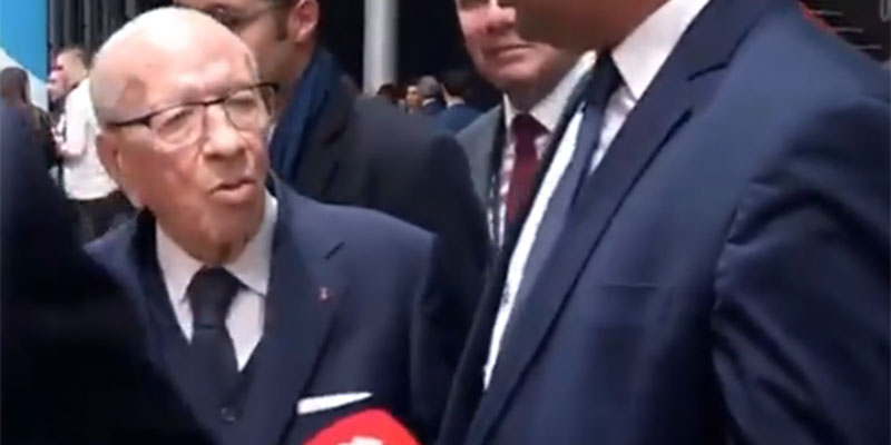BCE à une journaliste française : Est ce que vous pouvez me laisser tranquille !