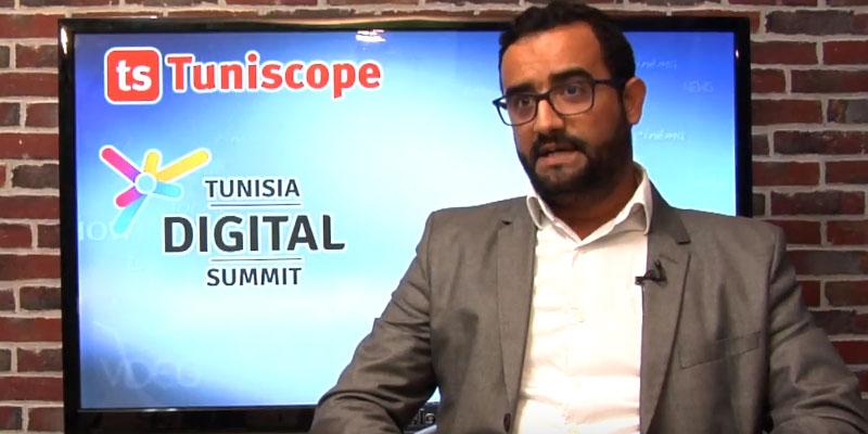 En vidéo : Tous les détails sur la participation de M. Sami Belhadj au salon Tunisia Digital Summit