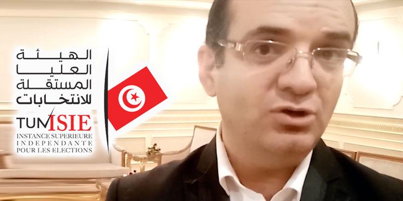 بالفيديو : فاروق بوعسكر يفسر تأخير الاعلان عن نتائج الإنتخابات