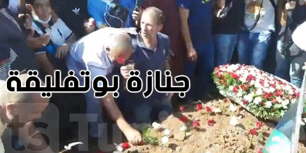 بالفيديو: دفن بوتفليقة في مقبرة العالية