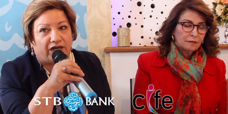 Forum Africain CIFE 2019: Allocution de Mme Néjia Gharbi, présidente du conseil d'administration de la STB