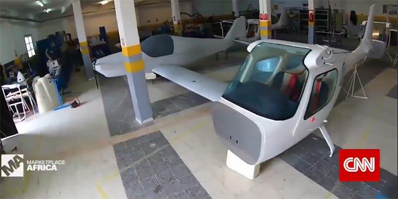 La CNN s'intéresse à la success story du premier constructeur aéronautique tunisien ''Avionav''