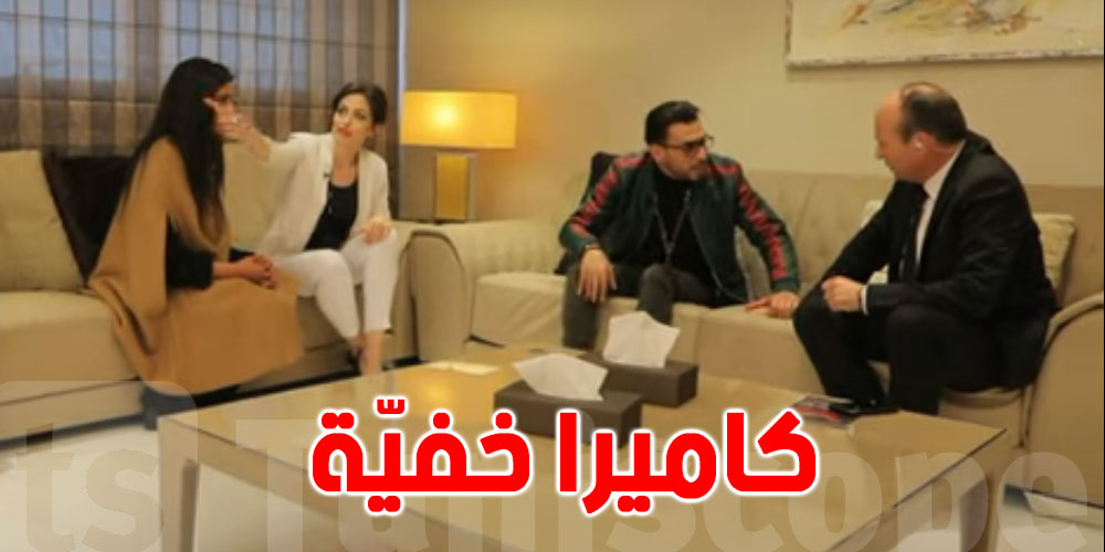 بالفيديو..مصطفى الدّلاجي ضحيّة ''انجولينا''