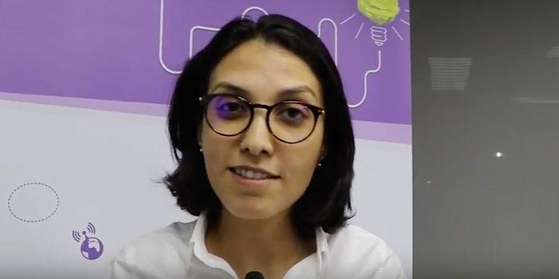 Dhekra Khelifi parle de la platerorme imagine.orange.tn