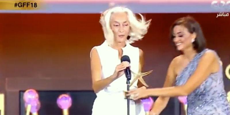 Hommage Dora Bouchoucha à El-Gouna Film Festival