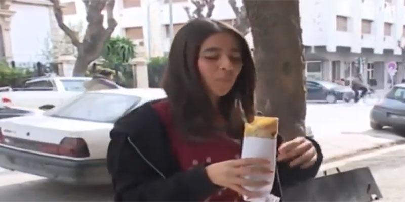 بالفيديو : عدد كبير من التونسيين يفضّلون الوجبات السّريعة