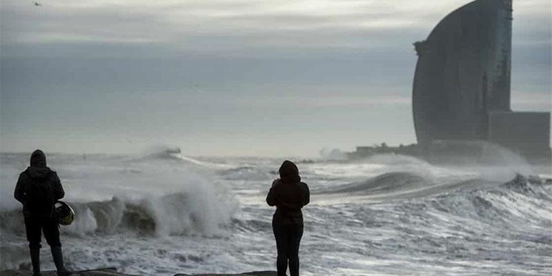 ماحقيقة إمكانية وصول العاصفة القوية ''غلوريا'' إلى تونس؟