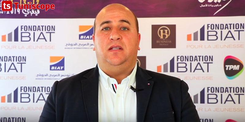 Skander Haddar PDG TPM parle de la 6ème édition de Riyeda