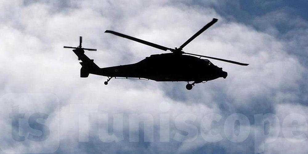 مباشر: طائرة عسكرية فوق البرلمان