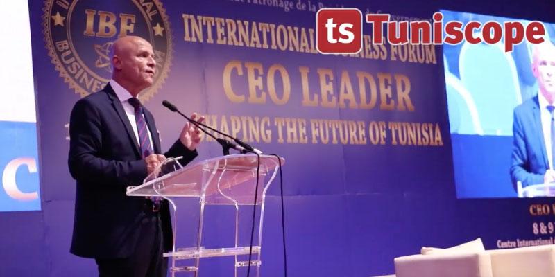 Allocution de SE M. Olivier POIVRE D'ARVOR à l'International Business Forum