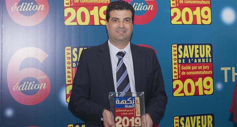 En vidéo: M.Khaled Kharrat parle de la NOUASSER de WARDA lauréate des SAVEURS DE L'ANNÉE 2019