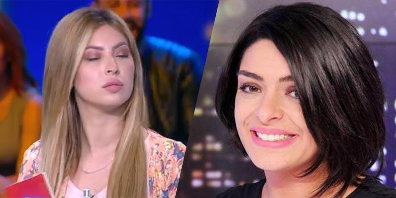 بالفيديو : مريم الدباغ تهاجم لبنى السديري ''مانحملهاش و صفر و ماهيش فنانة ''