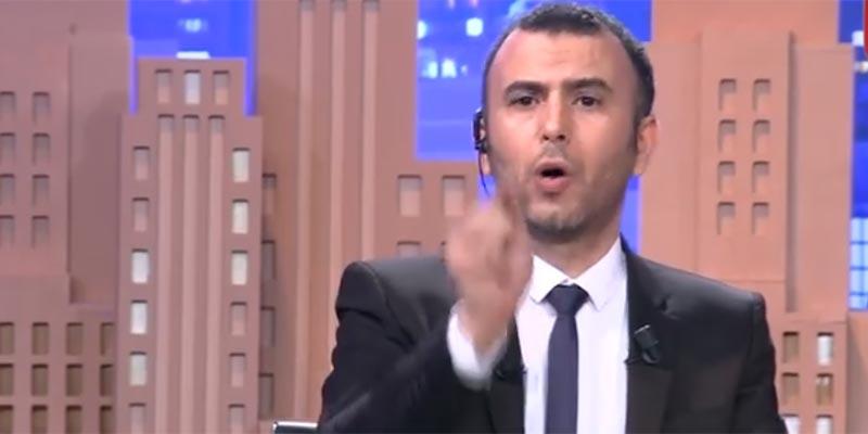 لطفي العبدلي يكشف : سامي الفهري منع  كريم الغربي من الحضور في برنامجي