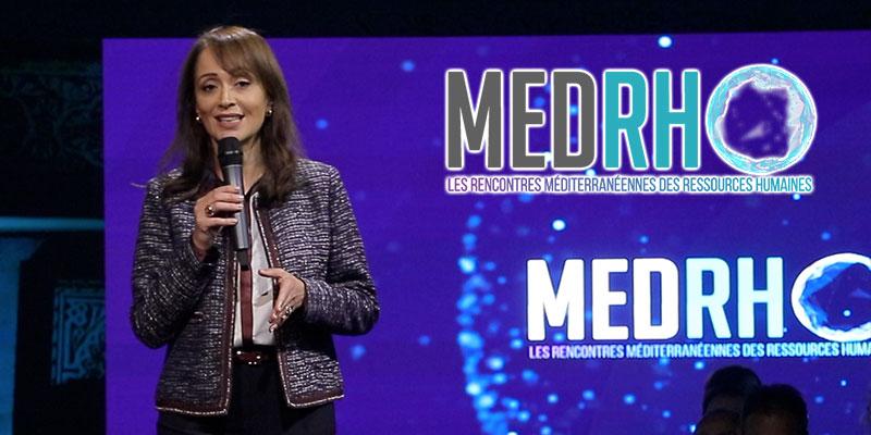 Mot de bienvenue : Mme. Maha CHEHATA Présidente MEDRH