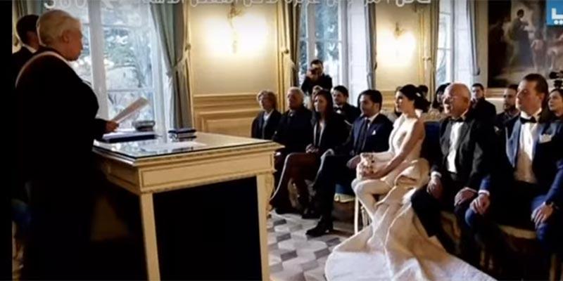 بالفيديو : تفاصيل مراحل زواج مرام بن عزيزة في برنامج 360 درجة