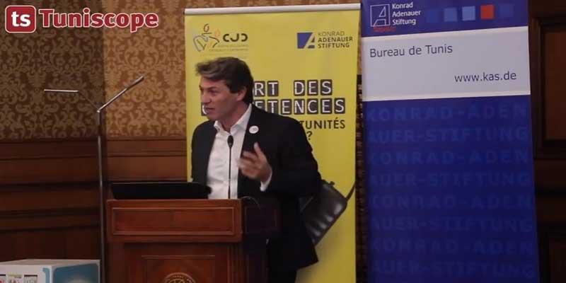 Dr. Marouane Bouloudhnine parle du Départ des Compétences