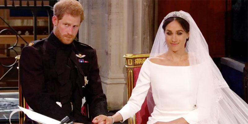 Suivez en Direct Le mariage de Meghan et Harry