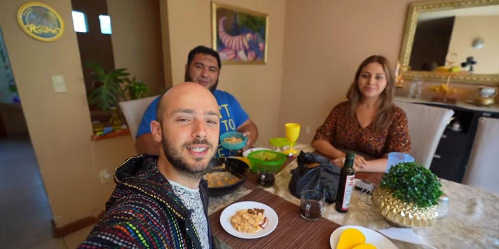 كيفاش تعيش عائلة تونسية مكسيكية في المكسيك ؟