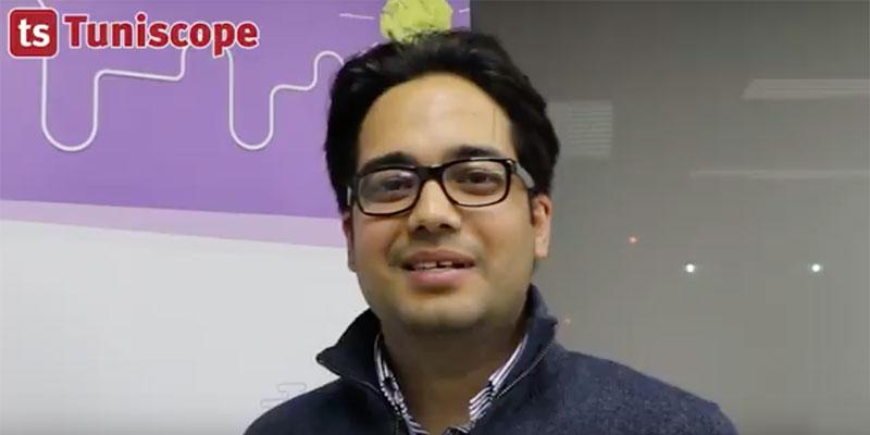 Seifeddine Ben Mhenni fondateur de l'application KarhabtiCare
