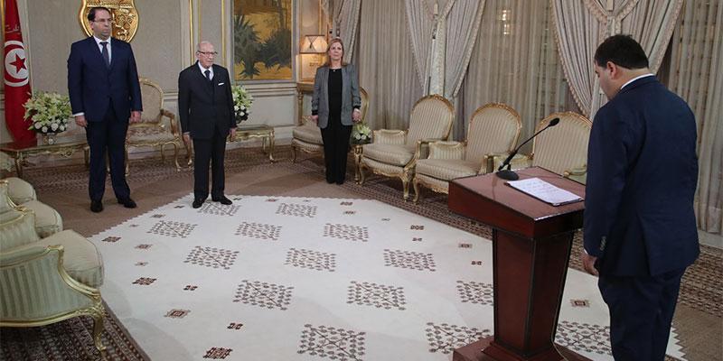 بالفيديو : أداء اليمين الدستورية لأعضاء الحكومة الجدد