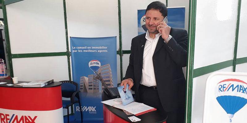 En vidéom Speech de M. Tarek Thabet Fondateur de RE/MAX Tunisie